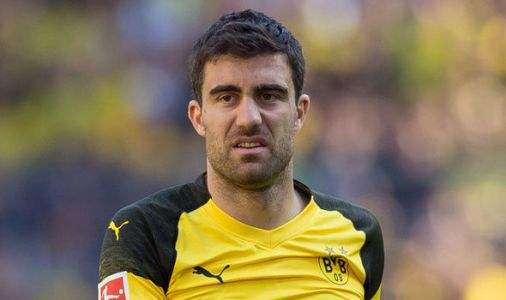 Arsenal transfer news: Gunners set to sign Sokratis Papastathopoulos, offer made - report