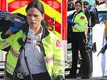 Eiza Gonzalez to the rescue as she plays paramedic in action film Ambulance