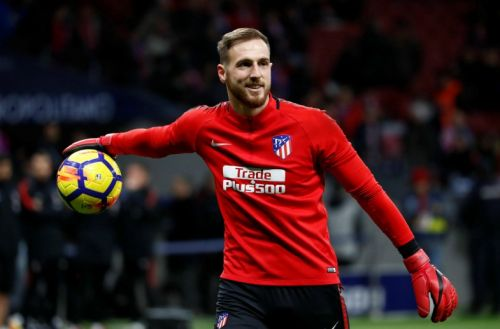 Diego Simeone 'not surprised' by Chelsea's transfer interest in Jan Oblak but hopes keeper stays at Atletico Madrid