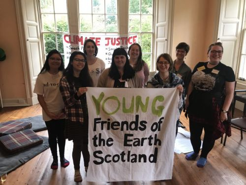 Meet the new Young FoES steering group!