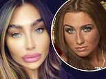Fans urge Lauren Goodger to QUIT lip fillers as she displays her VERY plump pout