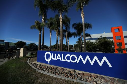 Qualcomm jumps after the Trump administration backs the chipmaker in crucial court appeal