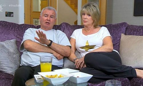 Eamonn Holmes responds to Celebrity Gogglebox after they apologise for 'cruel edit'