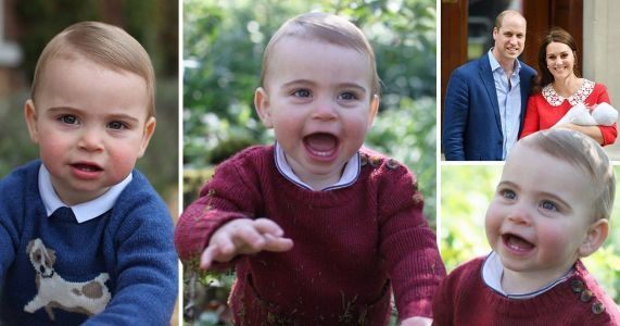 Prince Louis is officially the cutest royal after new first birthday photos released