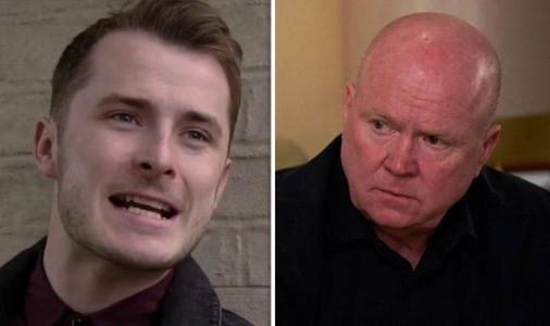 EastEnders spoilers: Phil Mitchell 'forces' Ben to step back from dodgy dealings