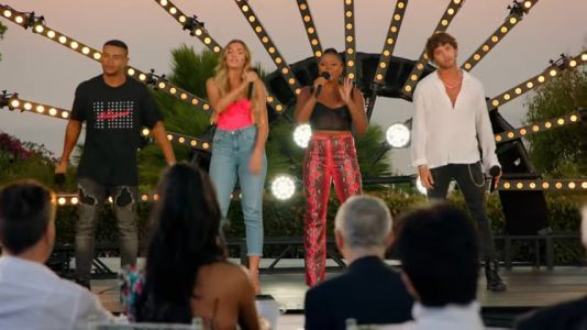 Everything you need to know about the Love Island group on X Factor: Celebrity