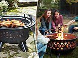 Aldi is set to launch a stylish backyard $99 FIRE PIT