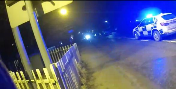 Wakefield man arrested following pursuit that ended on Haxby railway line