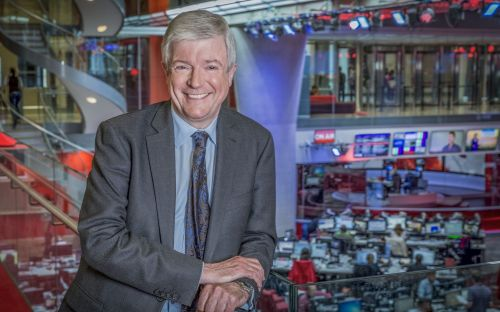 Lord Tony Hall to step down as BBC's director-general