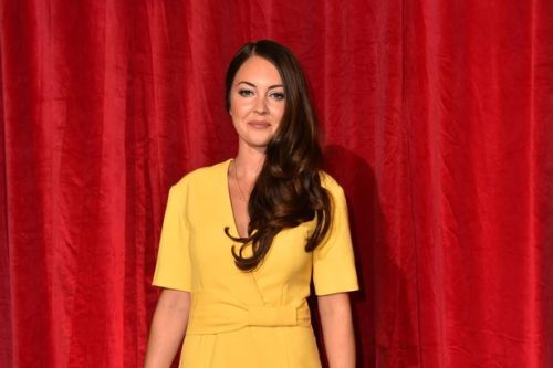 EastEnders' Lacey Turner shares adorable snaps of her kids at a pumpkin patch