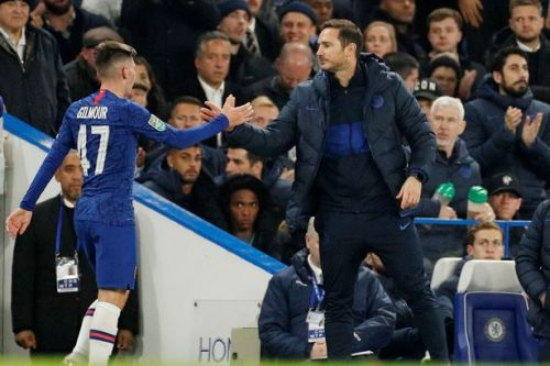 Lampard backs youngster Gilmour to bounce back from shock four-month lay-off