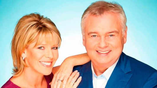 'A sea divides us' Eamonn and Ruth on why they can't spend Christmas together