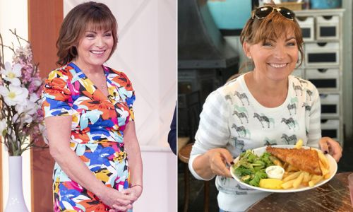 Lorraine Kelly's daily diet: the TV presenter's breakfast, lunch and dinner revealed