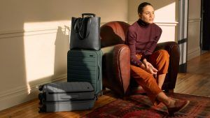 This Instagram-approved brand just made a suitcase for over-packers