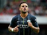 Kyle Walker warns Premier League rivals that Manchester City will dominate English football