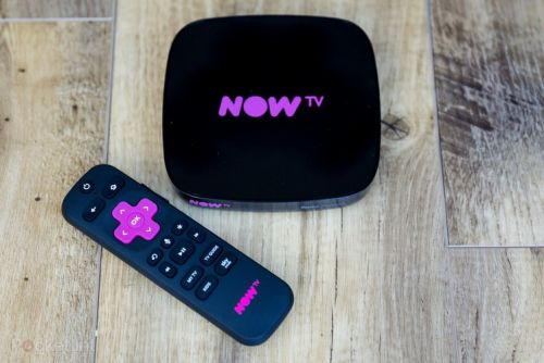 Now TV 4K Smart Box with 4 Sky passes slashed to under £25