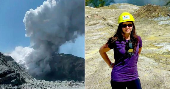 New Zealand volcano visitor reveals there were warnings at least two weeks ago