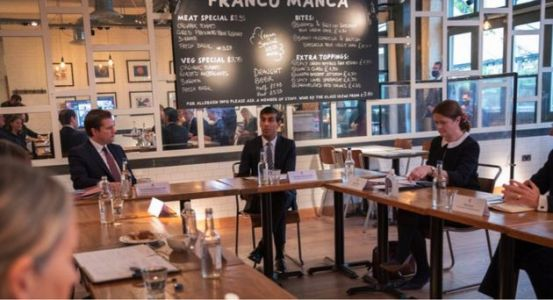 Ministers Add To Confusion Over Covid Rules By Holding Meeting In Franco Manca