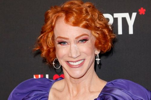 Kathy Griffin fears 'addiction more than cancer' as she stops strong painkillers after surgery