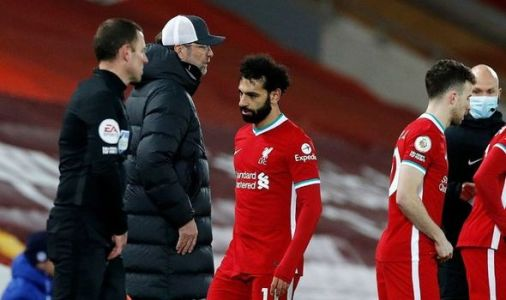 Mohamed Salah substitution explained by Jurgen Klopp as Liverpool star angered by decision
