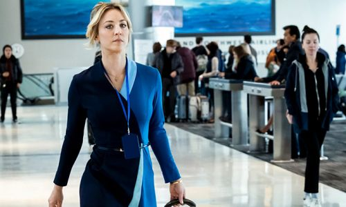 Will there be a series two of The Flight Attendant?