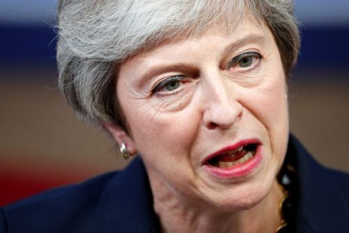 Desperate Theresa May to plead with EU leaders to compromise to break the Brexit talks deadlock