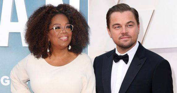 Oprah Winfrey donates $10million to coronavirus relief efforts including Leonardo Di Caprio's food fund for hard-hit communities