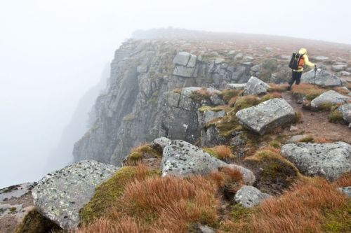 Scotland's munros and lochs - the advice on climbing and walking in lockdown
