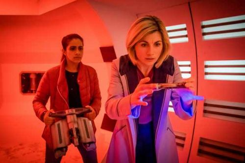Doctor Who's Mandip Gill opens up on Doctor and Yaz romance rumours