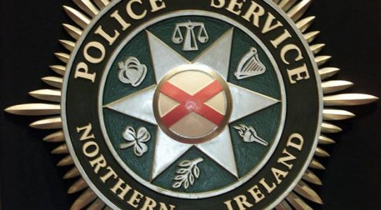 Police hunt two men seen making off after car set on fire in Co Down