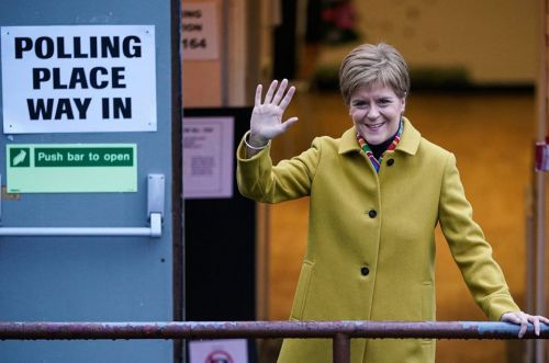 How many seats are in Scotland for the general election 2019?
