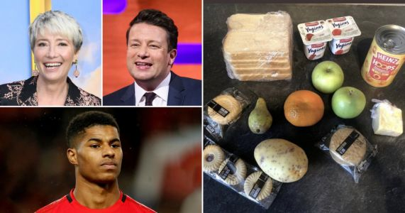Marcus Rashford and top TV chefs demand school meals review in letter to Boris