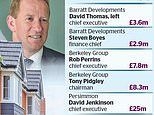 Help To Buy hands developers £136m: Bosses blasted for profiting from taxpayer windfall