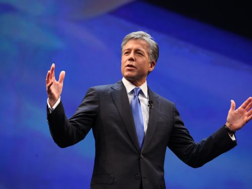 Former SAP chief exec Bill McDermott is stepping up as the new CEO of cloud software giant ServiceNow because the old one is taking over Nike