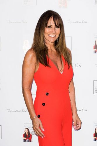 Linda Lusardi's Husband Suggests She's 'Beaten' Coronavirus, But Insists There's Still 'A Long Way To Go'