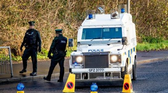 Roads open: Search operation in west Belfast ends with nothing found