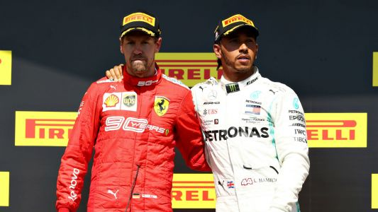 F1: Vettel and Hamilton to swap? 'Everything is open after 2020', says Wolff