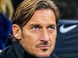 Francesco Totti hits out at boyhood club Roma as he urges agents to AVOID doing business with them