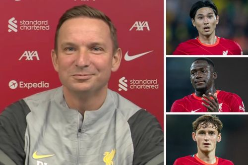 'Ibou is a beast!' - 5 key things from Lijnders' pre-Preston press conference
