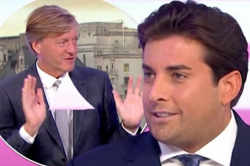 Arg drops a clanger in awkward presenting debut - and GMB viewers are fuming