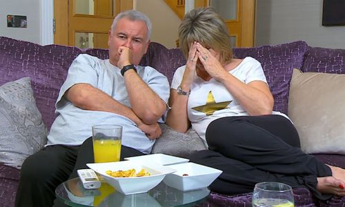 Eamonn Holmes left incredibly upset with Gogglebox producers after 'atrocious edit' is aired