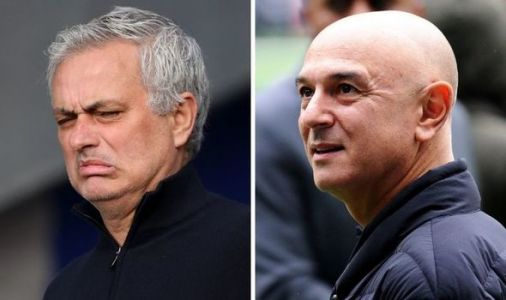 Jose Mourinho and Daniel Levy's 'private argument' that led to Tottenham sacking