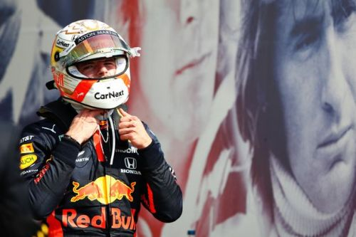 Max Verstappen refused to 'drive like a grandma' in Silverstone win