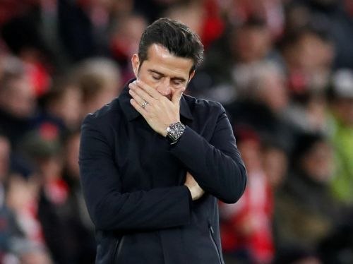 Everton sack manager Marco Silva following humiliation in the Merseyside derby