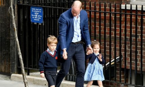Prince William nominated for Celebrity Dad of the Year award alongside Simon Thomas and Rio Ferdinand