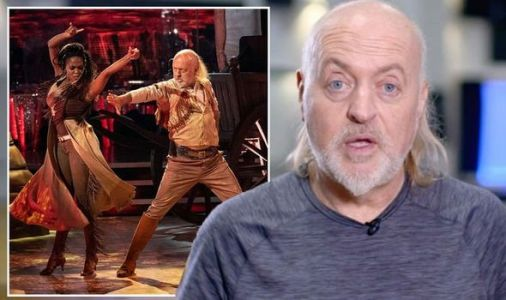 Bill Bailey warns of painful consequences if Strictly routine goes wrong 'Lose a kneecap'