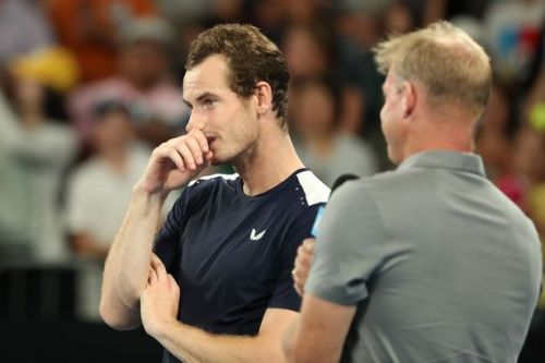 Andy Murray fans baffled as Australian Open prematurely 'force' him to retire