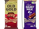 Cadbury confirms return of the famous Breakaway chocolate block after 12 MONTHS in the works