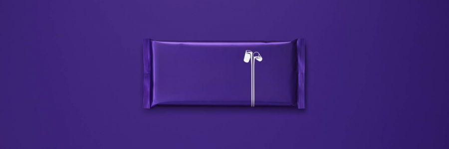 Cadbury removes words from packaging to highlight loneliness among the elderly