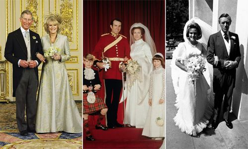 Royals who married more than once: From Meghan Markle to Princess Anne